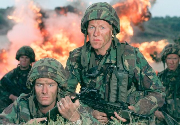Soldier Soldier Robson Green Jerome Flynn