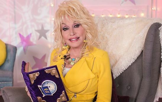 Dolly Parton Bedtime Stories