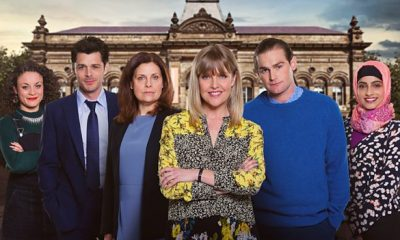 Love, Lies & Records (BBC-1 2017, Ashley Jensen, Adrian Bower)