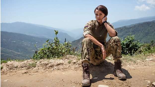 Our Girl Michelle Keegan