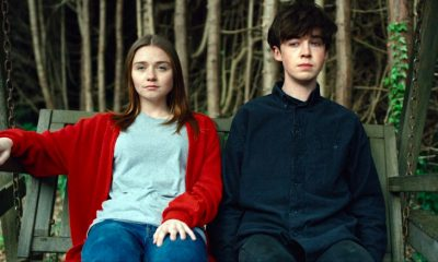 The End Of The F***Ing World (Channel 4 2017, Alex Lawther, Jessica Barden)
