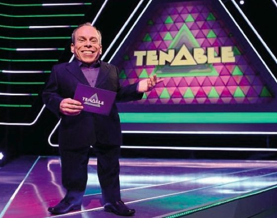 Tenable with Warwick Davis