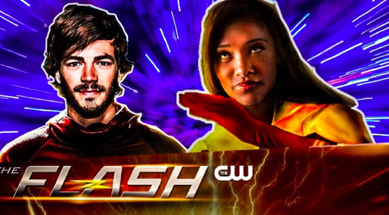 The Flash: The Trial of The Flash (The CW 16 Jan 2018)