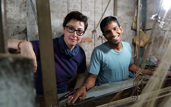 The Ganges Sue Perkins Episode 2
