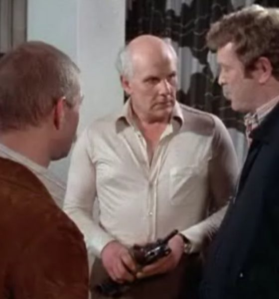 The Sweeney The Bigger They Are Tony Steedman