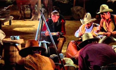 The Campfire Scene in Blazing Saddles