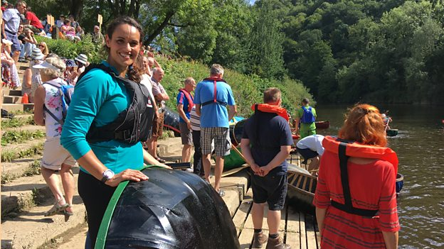 Britain Afloat: The Coracle