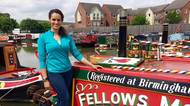 Britain Afloat Narrow Boat