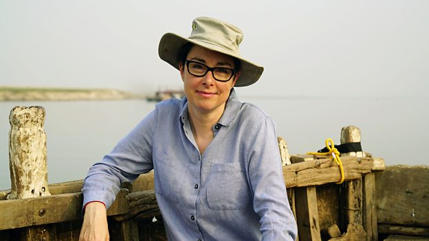 The Ganges With Sue Perkins