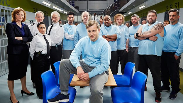 Porridge (BBC-1 2017, Kevin Bishop, Mark Bonnar)