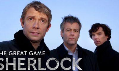 Sherlock The Great Game