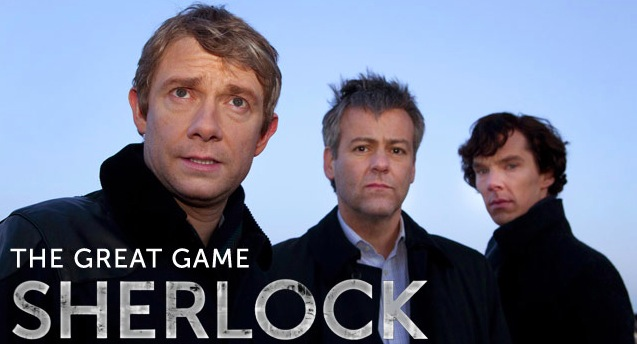 Sherlock The Great Game