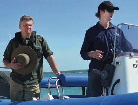 Australian Wilderness with Ray Mears Episode 5