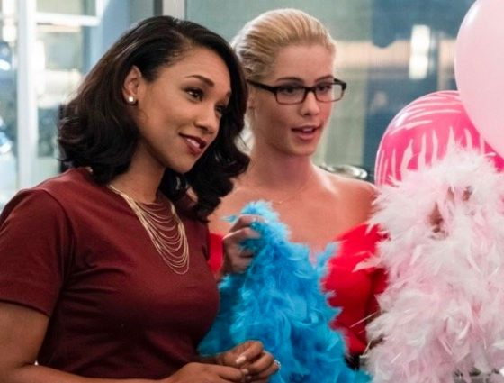 The Flash Girls Night Out
