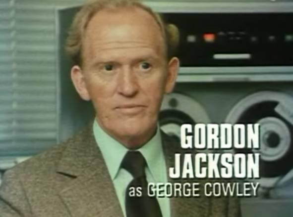 The Professionals Gordon Jackson