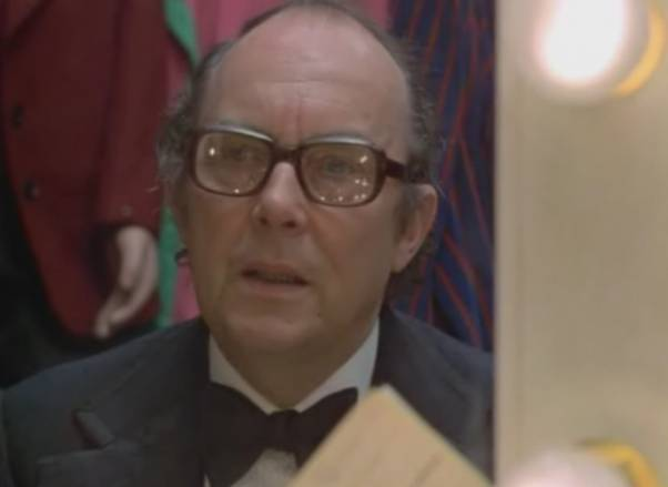 The Sweeney Hearts and Minds Eric Morecambe