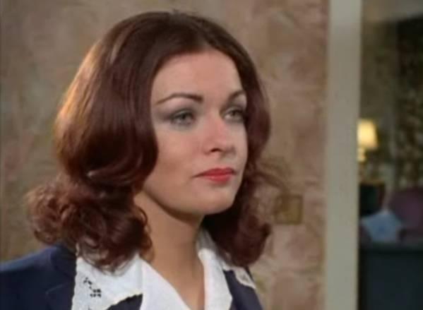 The Sweeney Latin Lady Meg Davies