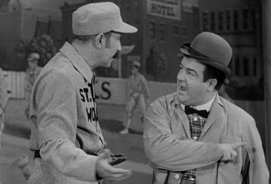 Abbott and Costello - Who's on First