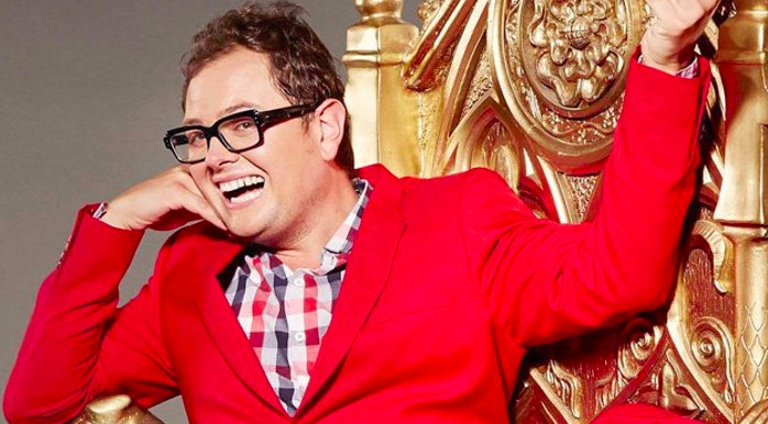 Alan Carr's Christmas Chatty Man