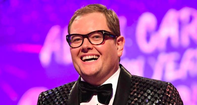Alan Carr's New Year Specstacular 2017