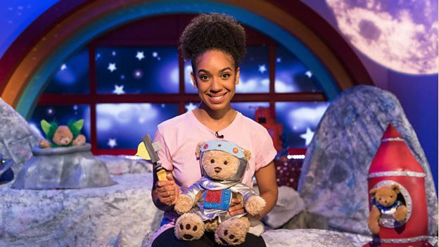 CBeebies Bedtime Stories Pearl Mackie