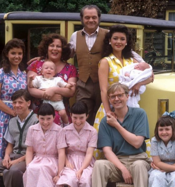 Darling Buds of May Cast