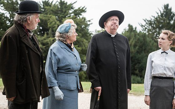 Father Brown The Jackdaws Revenge