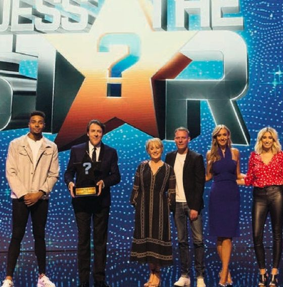 Guess The Star with Jonathan Ross