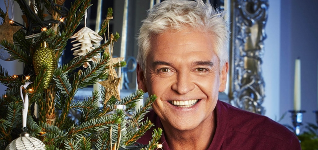 How To Spend It Well at Christmas With Philip Schofield