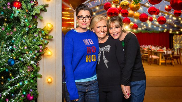 Mary, Mel and Sue's Big Christmas Thankyou
