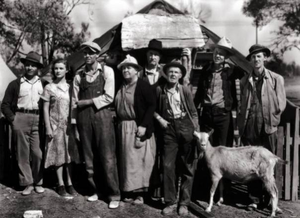 Movie Books The Grapes of Wrath