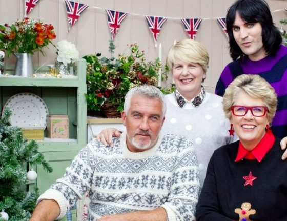 The Great Christmas Bake Off Christmas Day Special