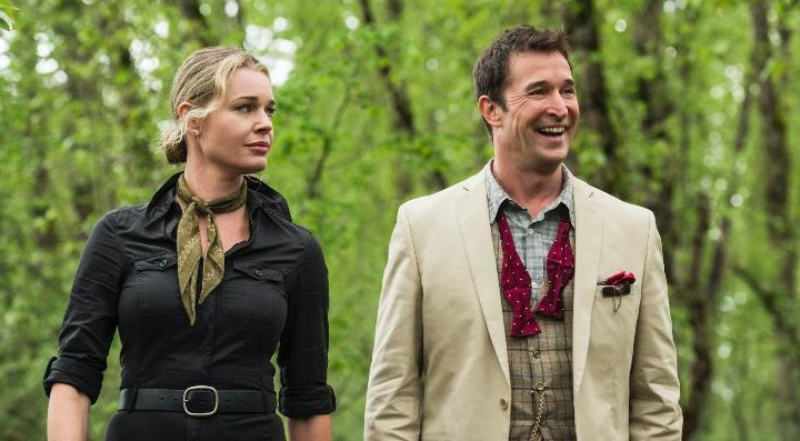 The Librarians And the Dark Secret