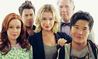 The Librarians Cast