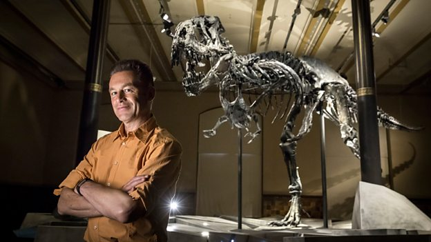 The Real T-Rex With Chris Packham