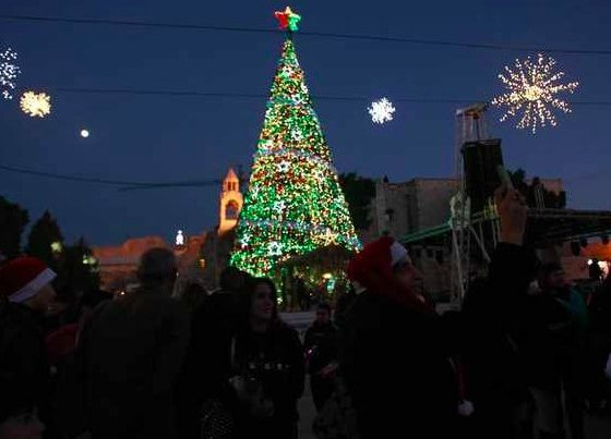 The World's Best Christmas Lights From Liverpool To Bethlehem