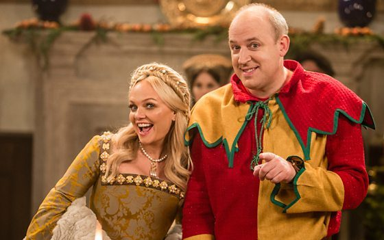 Tim Vine Travels Through Time Christmas Special
