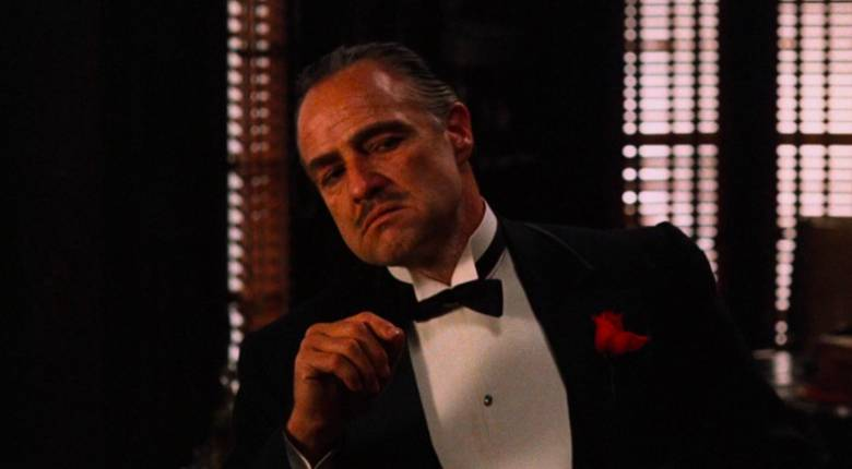 Vito Corleone Marlon Brando The Godfather