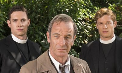 Grantchester Series 4 Cast