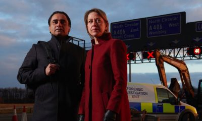 Unforgotten Nicola Walker Interview