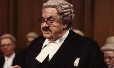 Leo McKern Rumpole of the Bailey