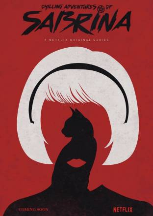 The Chilling Adventures of Sabrina Teaser Poster
