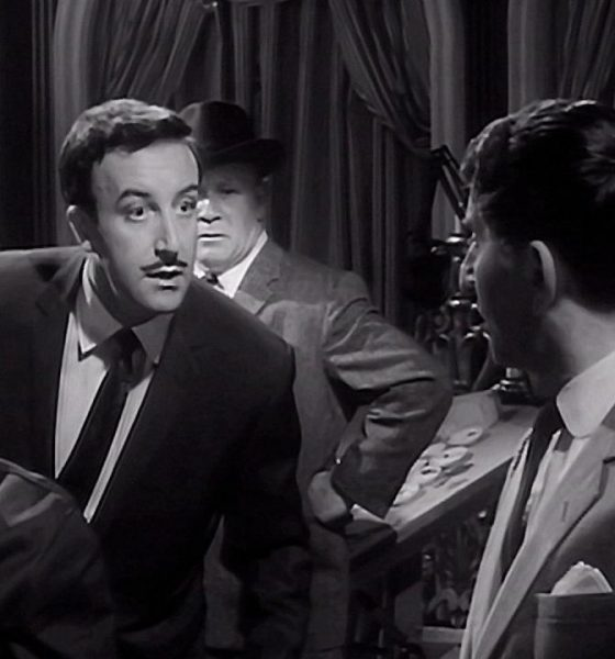 The Wrong Arm of the Law (1963, Peter Sellers, Lionel Jeffries)
