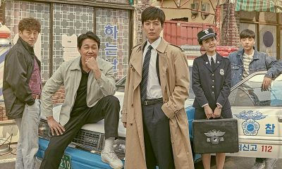 Life on Mars (2018, Jung Kyung-ho Park Sung-woong)