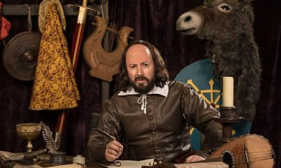 Upstart Crow Series 3 Premieres 29 Aug on BBC-2