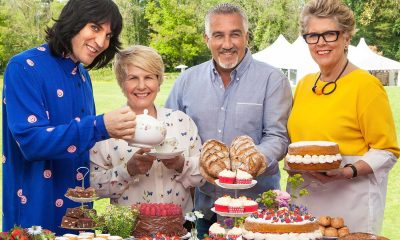 The Great British Bake Off Series Return Tues 28 Aug on Channel 4