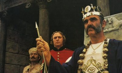 Man Who Would Be King, The (1975, Sean Connery, Michael Caine)