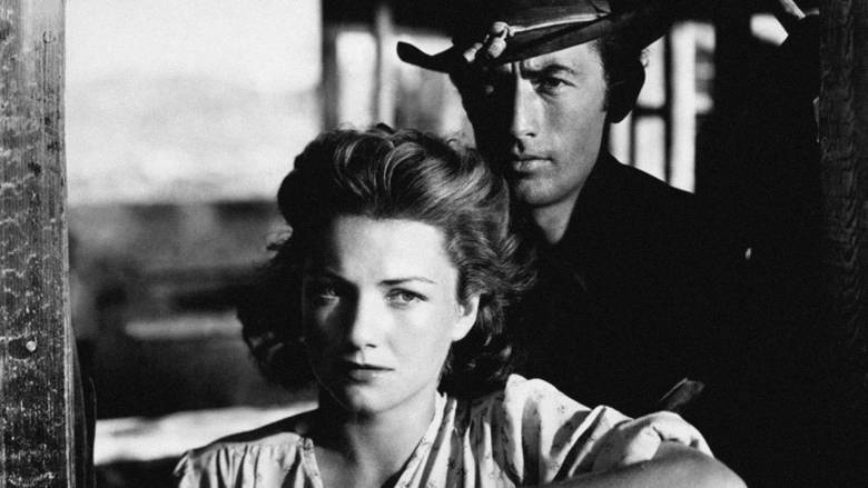 Yellow Sky (1948, Gregory Peck, Anne Baxter)