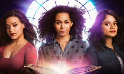 Charmed (The CW 2018, Rupert Evans, Madeleine Mantock)