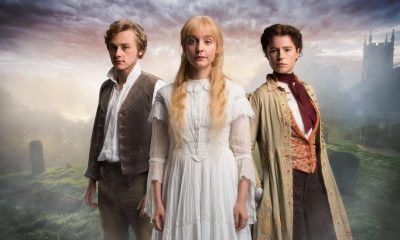 The Woman in White (BBC-1 2018, Ben Hardy, Olivia Vinall)